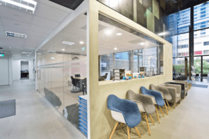 Singapore Office rented out with top Property Agent from Propseller by the existing tenant Jin C