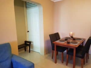 Karen N's dining area in HDB that was sold by a top Property Agent from Propseller
