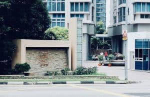Landlord Pang Wei's Cairnhill condo that was rented out by top rental Property Agent from Propseller