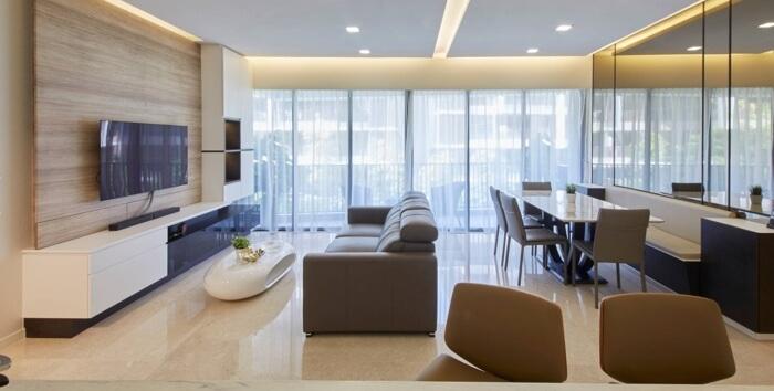Vivek R. Condo Buyer Client's Property