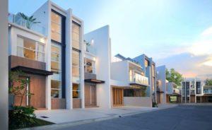 Community of studio houses